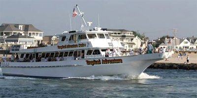 Belmar tourism tropical adventure for Big mohawk fishing boat